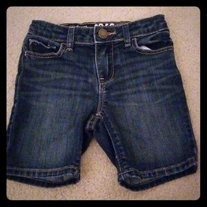 Baby Gap Girl 3Y Denim Shorts